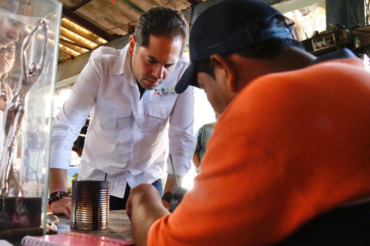 Photo of Garantiza Raúl Bolaños Cacho Cué respaldo total para los artesanos mexicanos