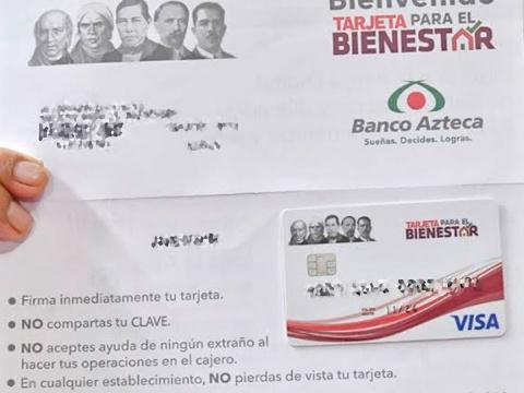 Photo of Alertan por falso anuncio que ofrece apoyo para 'Tarjeta para el Bienestar'