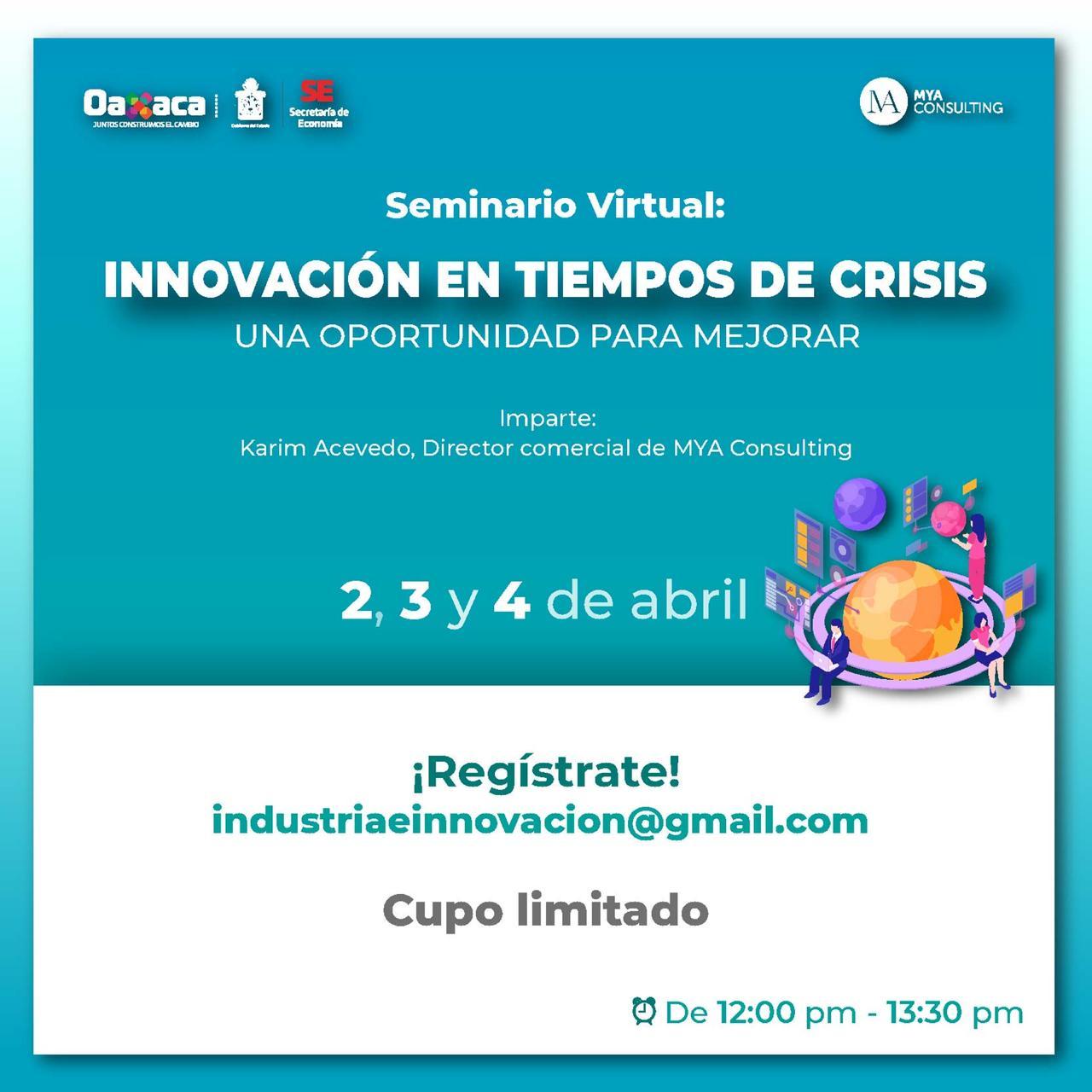 Photo of Realizará Secretaría de Economía seminario virtual