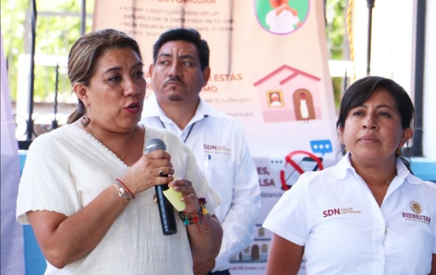 Photo of CON SUSANA DISTANCIA, INICIA OPERATIVO ESPECIAL DE PAGO DE LAS PENSIONES DE ADULTOS MAYORES Y PERSONAS CON DISCAPACIDAD