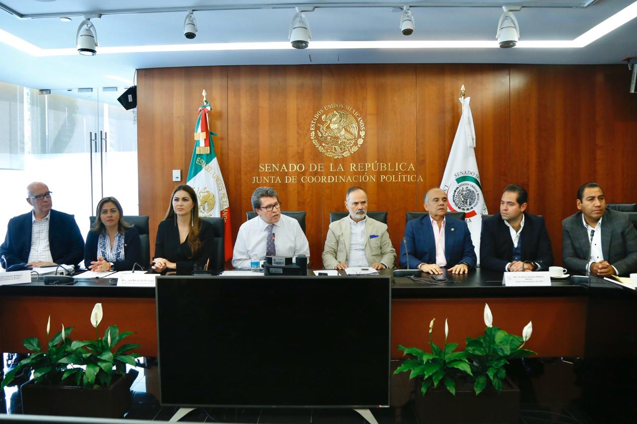 Photo of Raúl Bolaños-Cacho Cué suma a los acuerdos para reanudar actividades en la Cámara de Senadores
