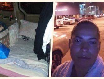 #Enfermera adapta su auto para dormir ahí y así evitar contagios de Covid-19