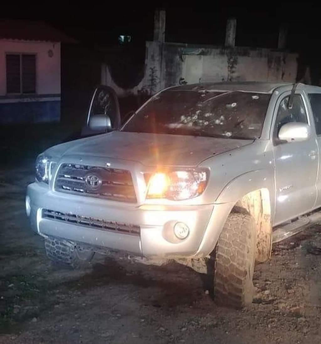 Photo of Con armas de alto poder, ejecutan a 5 en Tapanatepec