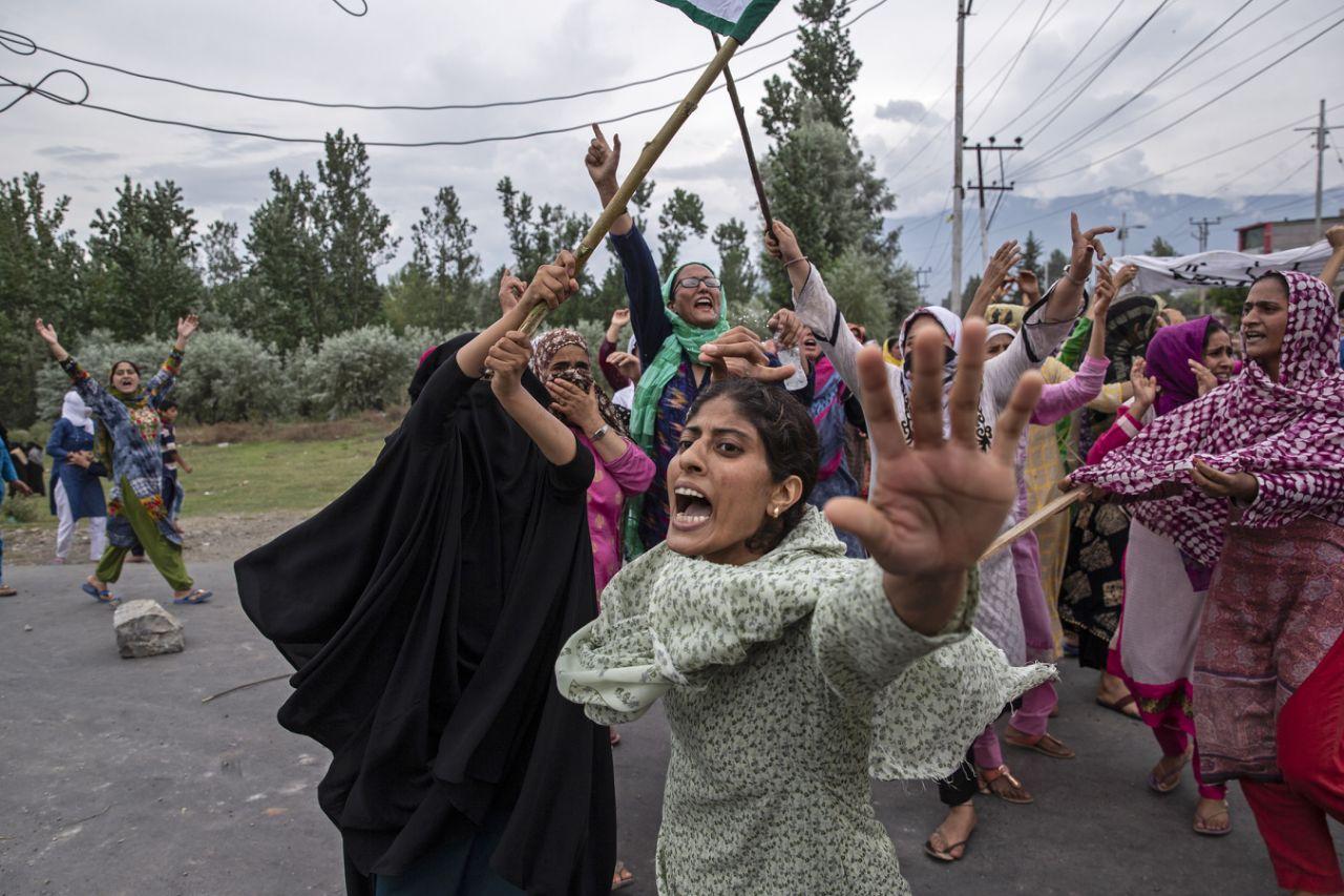 Photo of Las fotos del conflicto en Cachemira ganadoras del Premio Pulitzer