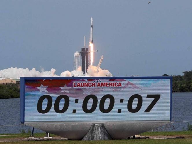 Photo of Crew Dragon llegará a la Estación Espacial Internacional el domingo