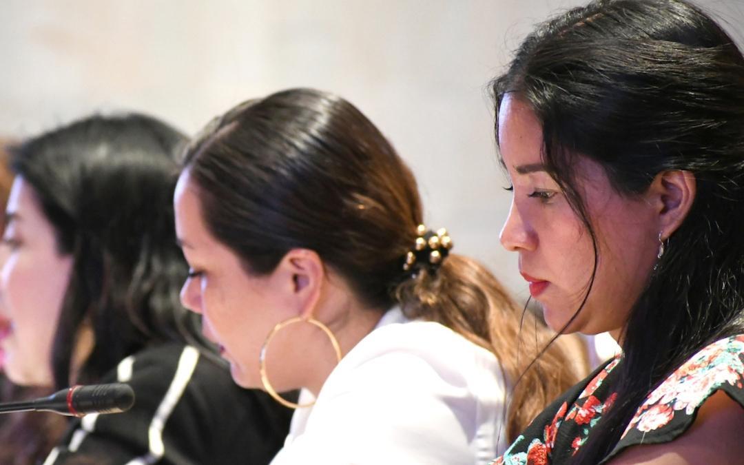 Photo of Proponen reforma para reforzar el combate de la violencia política contra las mujeres