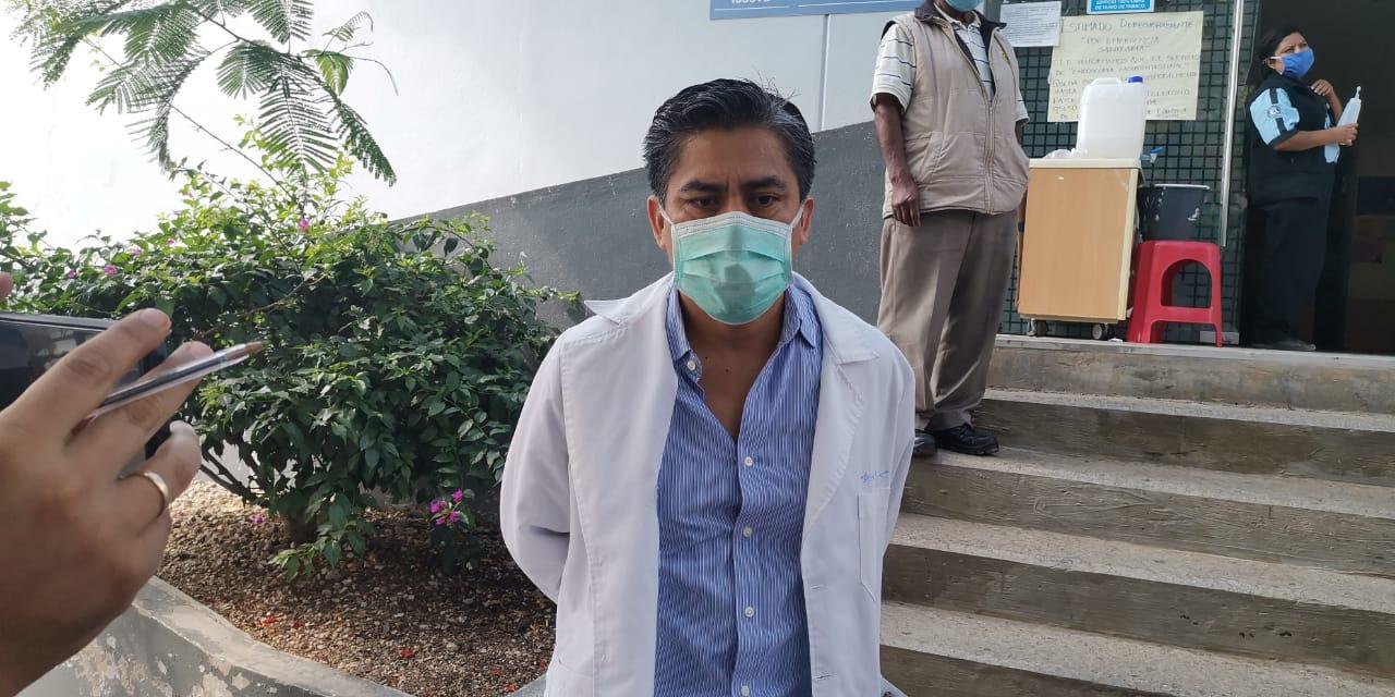 Photo of Trabajadores del ISSSTE en Oaxaca, piden la renuncia del director por falta de resultados