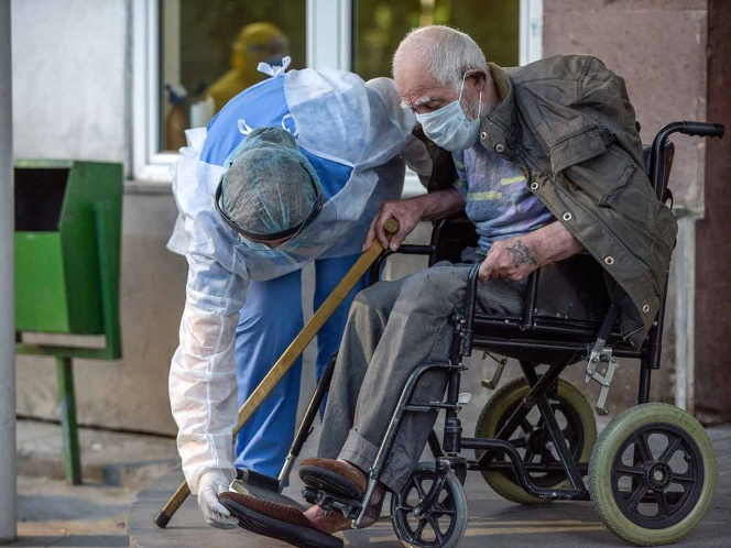 Photo of Se desbordan hospitales en Armenia por casos Covid-19