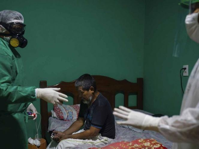 Photo of Oxígeno médico se agota en Perú; paciente de Covid-19 ruegan ayuda