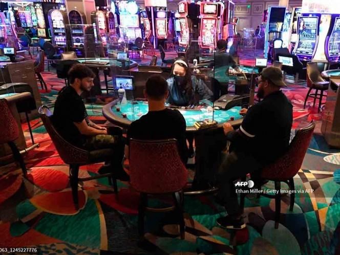 Photo of Casinos de Las Vegas reabren tras once semanas cerrados por Covid-19