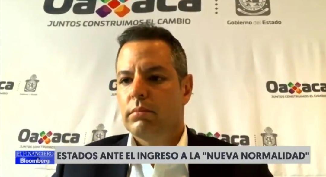 Photo of ALEJANDRO MURAT, GOBERNADOR DE OAXACA VISLUMBRA UN FUTURO PROMETEDOR PARA EL ESTADO
