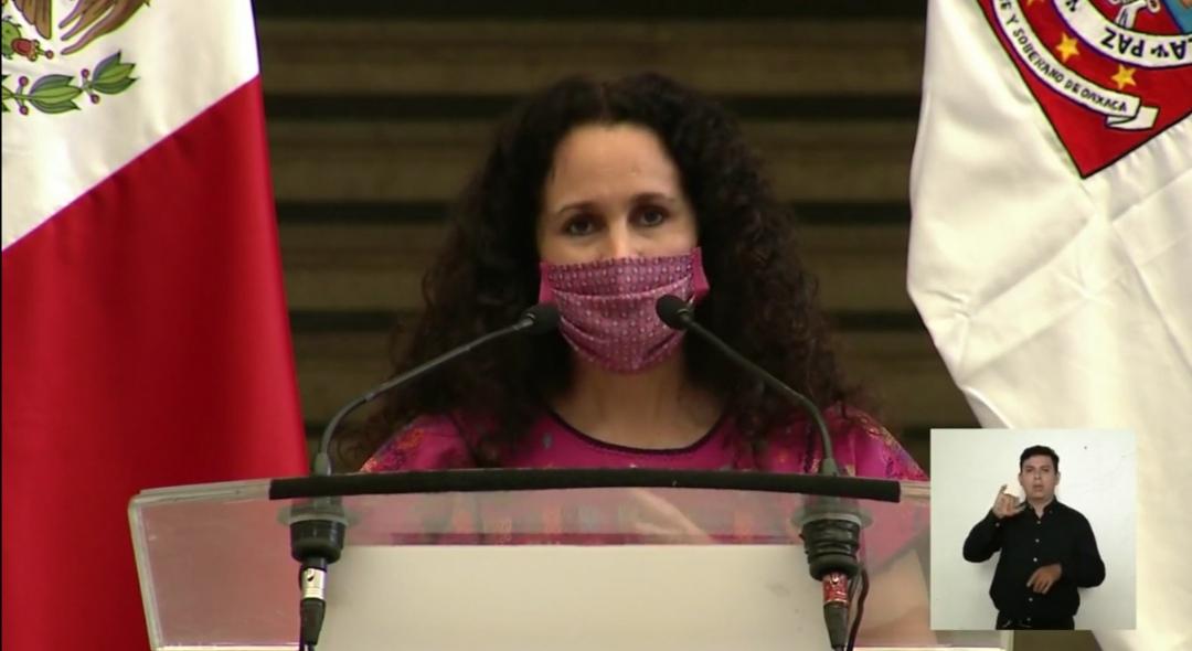 Photo of HEMOS ESTADO TRABAJANDO EN EQUIPO PARA RESISTIR LA CRISIS SANITARIA; SUSANA HARP