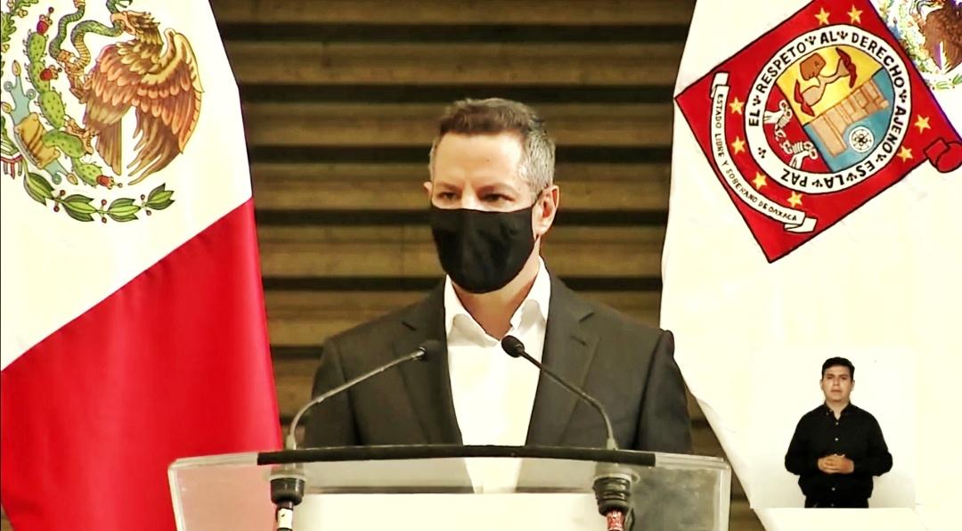 Photo of Emite Gobernador de Oaxaca Alejandro Murat, medidas más estrictas para frenar la pandemia del Covid-19