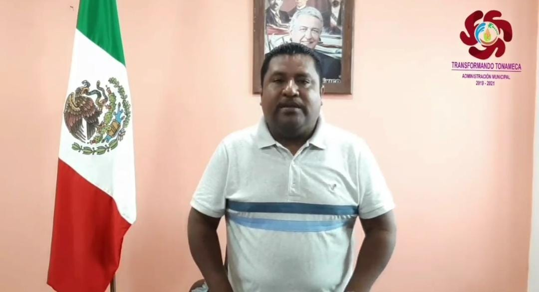 Photo of NO SON TIEMPOS DE PARA CONFRONTACIONES POLÍTICAS; PRESIDENTE MUNICIPAL DE SANTA MARÍA TONAMECA A HABITANTES DE MAZUNTE