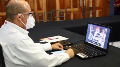 Photo of Participa Director General del IEEPO en reunión nacional para fortalecer la educación pública