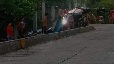 Photo of ACCIDENTE EN PINOTEPA NACIONAL, SOLO DAÑOS MATERIALES
