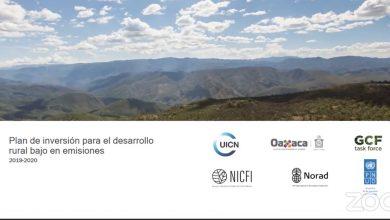 """Photo of Presenta Oaxaca resultados sobre el """"Plan de Inversión para el Desarrollo Rural Bajo en Emisiones"""""""