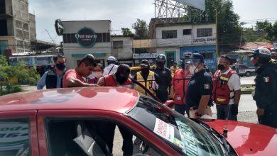 Photo of Vigilan Ayuntamiento y SEMOVI cumplimiento de normas de vialidad en la ciudad de Oaxaca