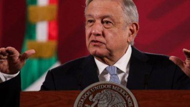 Photo of A pocos días de su visita a EU, López Obrador da mensaje matutino.