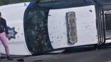 Photo of Emboscan y ejecutan a 5 policías en Apaseo el Alto