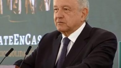 Photo of 'Sigue corrupción en el gobierno': López Obrador.