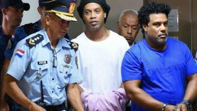 Photo of Ronaldinho cumple cuatro meses bajo arresto domiciliario.