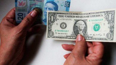 Photo of Pese a alza de la inflación, el peso registra ganancia