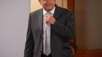 Photo of Tras su regreso a México, López Obrador da mensaje.