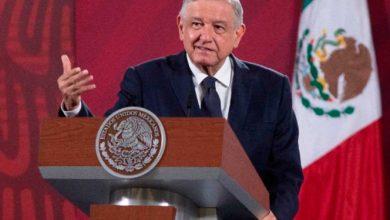 Photo of Vuelve a hablar Trump del muro y López Obrador da mensaje
