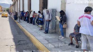 Photo of CALLES DEL CENTRO HISTÓRICO DE OAXACA LUCEN REPLETAS DE GENTE A PESAR DE LOS CASOS DE COVID 19