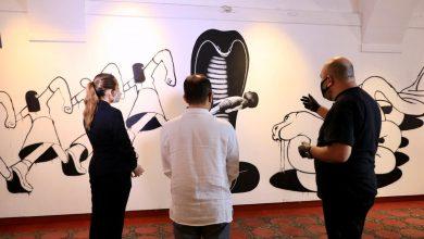 """Photo of Inauguran en la CCO la exposición """"Las edades de la memoria"""""""