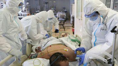 Photo of A pesar del semaforo naranja, Oaxaca reporta 497 pacientes activos de Covid-19