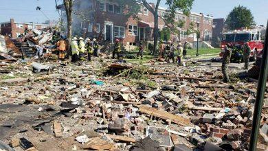 Photo of Explosión en vecindario de Baltimore deja al menos un muerto