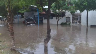 Photo of Lluvia inunda casas en 6 colonias de municipio en Oaxaca