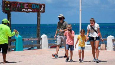 Photo of Cae 41.2% el turismo en México en primer semestre