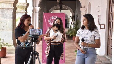 """Photo of Fomenta Ayuntamiento de Oaxaca aptitudes creativas y artísticas con """"Agosto, mes de la juventud"""""""