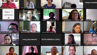 Photo of Participa personal educativo en talleres de formación docente convocados por el IEEPO