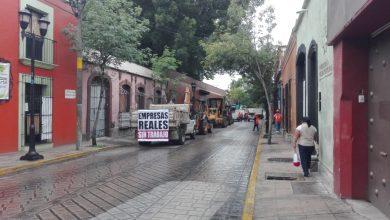 Photo of TRANSPORTISTAS BLOQUEAN AVENIDA JUÁREZ, EXIGEN TRANSPARENCIA EN LAS LICITACIONES