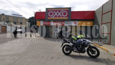 Photo of ASALTAN OXXO EN OAXACA; ROBAN 3 MIL EN EFECTIVO