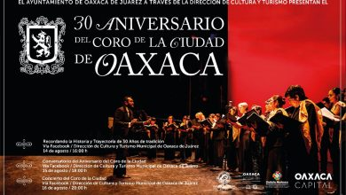 Photo of Invita Ayuntamiento de Oaxaca a celebrar los 30 años del Coro de la Ciudad