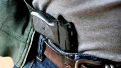 Photo of Asegura Policía Estatal a una persona con arma de fuego sin licencia: SSPO