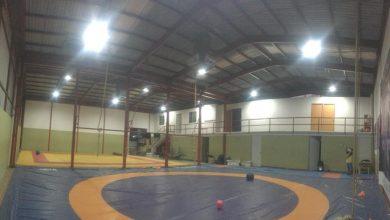 Photo of Realiza Incude Oaxaca mejoras y trabajos de mantenimiento al Centro Estatal de Deportes de Combate