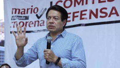 Photo of Mario Delgado a favor de hacer público padrón de Morena