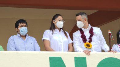 Photo of Gobernador Alejandro Murat y Edil Lizbeth Victoria Huerta inauguran primera etapa de Universidad Politécnica de Nochixtlán