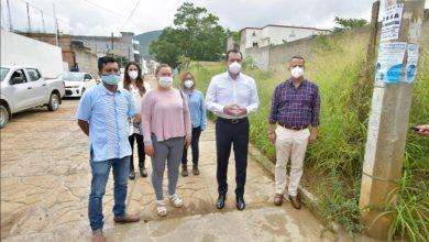 Photo of Con obra de drenaje pluvial, mejoramos calidad de vida en Pueblo Nuevo: Oswaldo García