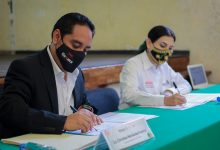 Photo of Firman IOAM y Registro Civil convenio para otorgar actas de extranjería a familias migrantes