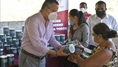 Photo of Ayuntamiento de Oaxaca continúa acercando ayuda a sectores afectados por la pandemia