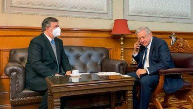 Photo of Felicita López Obrador a Luis Arce por triunfo en Bolivia