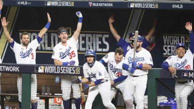 Photo of Dodgers conquistan su séptima Serie Mundial