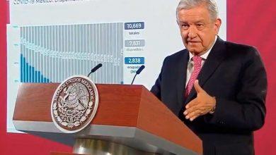 Photo of 'Sí estoy preocupado por el Covid': López Obrador